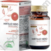 Mirtillo Nero Monoconcentrato Premium