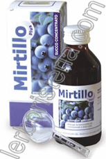 Mirtillo Plus Succo Concentrato