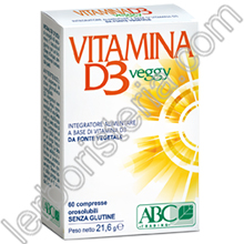 Vitamina D3 Veggy