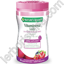 Vitamineral Lady La Gommosa Masticabile