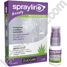 Spraylirio Beauty Collirio Spray ad Occhi Chiusi