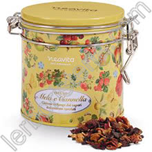 Royal Tin Giallo con Infuso Mela e Cannella Bio