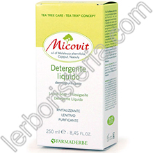 Micovit Detergente Liquido con Tea Tree Oil