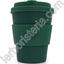 Ecoffee Cup Ecotazza Bambù Biodegradabile Leave It Out Arthur