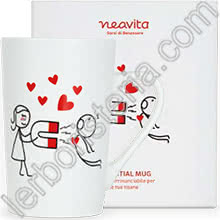Lovely Tea Tazza Magnetic Attraction